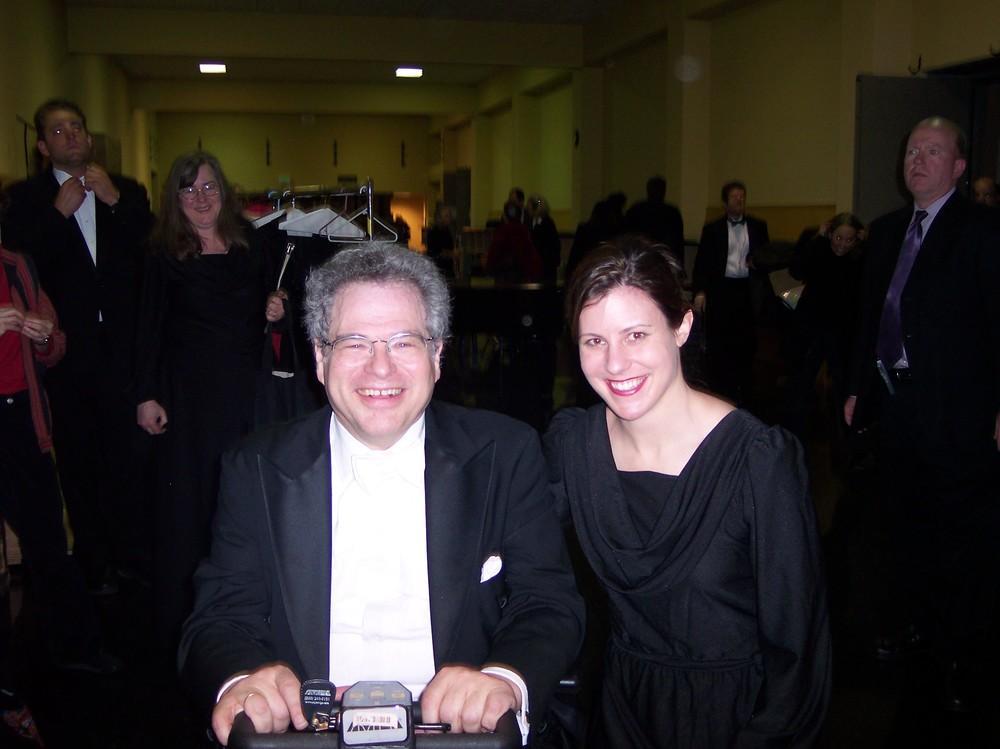 Mozart Requiem with Itzhak Perlman