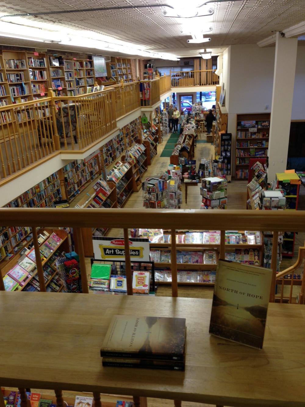 Country Bookshelf, Bozeman