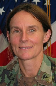 Leader and resilience expert Brigadier General Rhonda Cornum