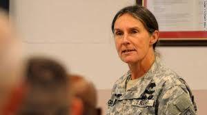 Brigadier General Rhonda Cornum