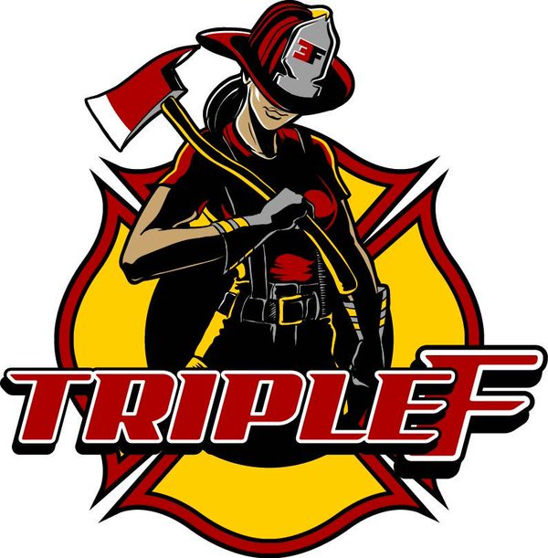 Haff is the founder of Triple F: Fabulous Female Firefighters www.Triplefrescue.com