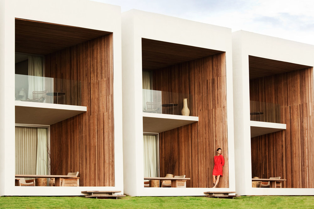 Luxury hotel Fasano Boa Vista photographed by Martin Adolfsson