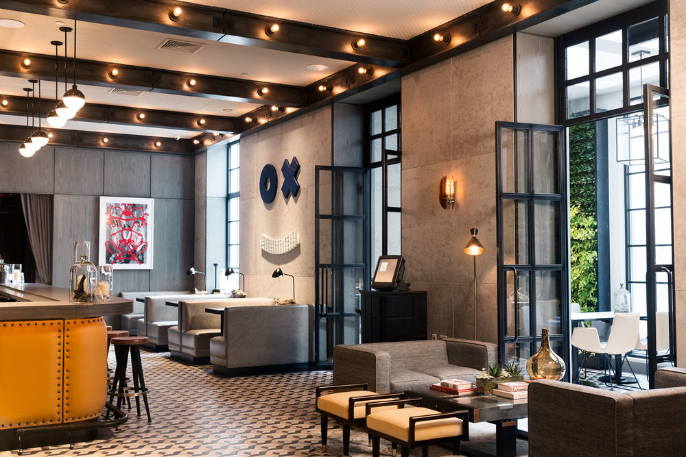 Sixty hotel soho for monocle martin adolfsson for Designhotel 54