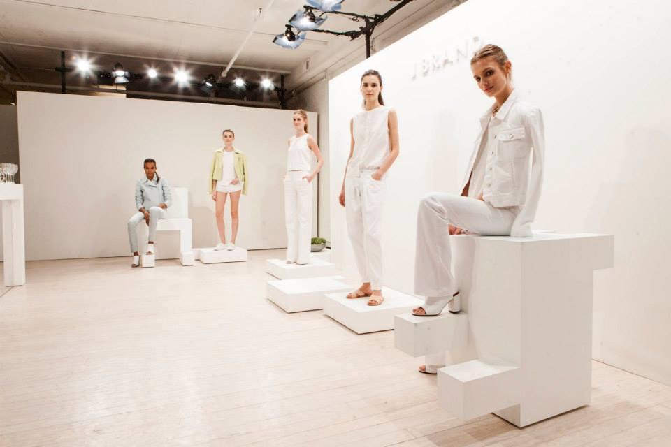 J Brand Jeans Fashion Presentation Loft 29