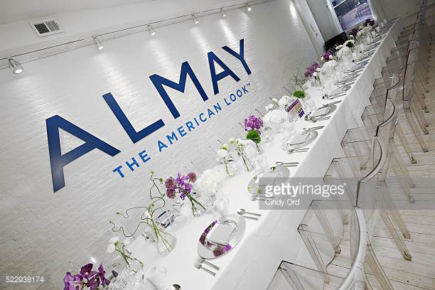 Almay Press Presentation
