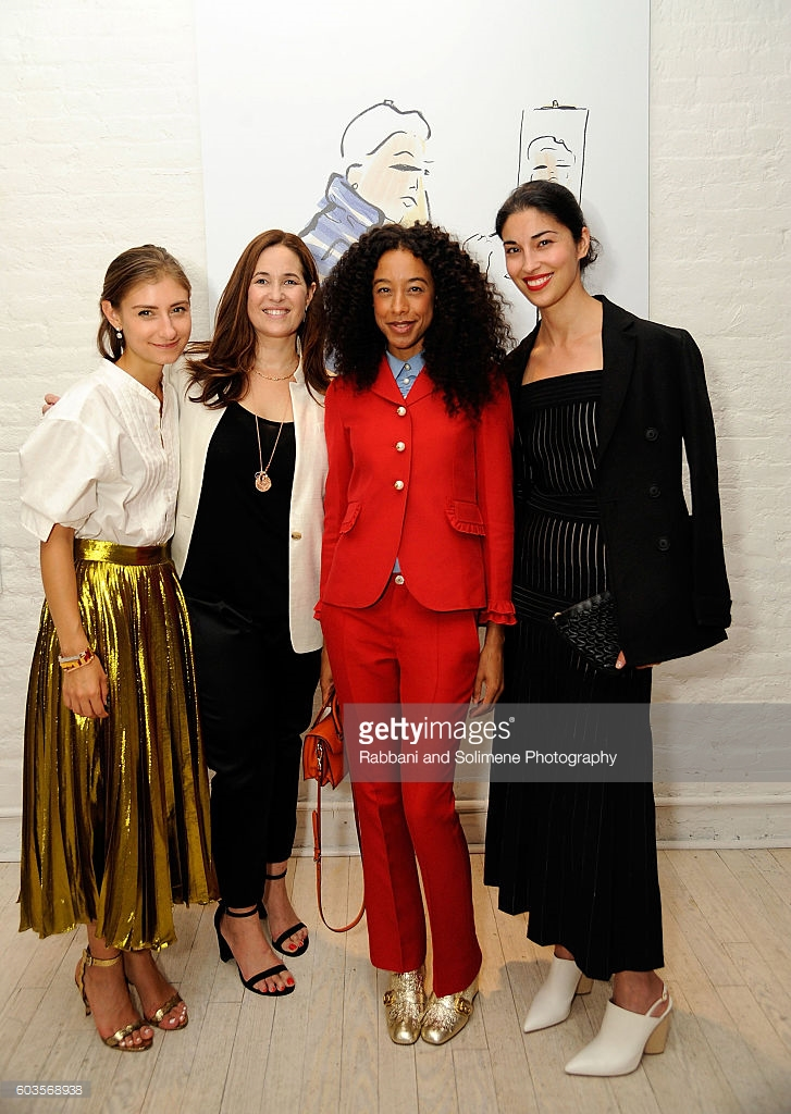 Corinne Bailey Ray at a Jill Haber Presentation