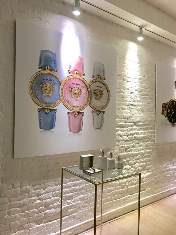 Versace Versus Watches presented by Timex Group