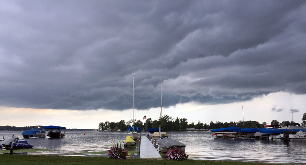 Lake Wawasee  Weather -
