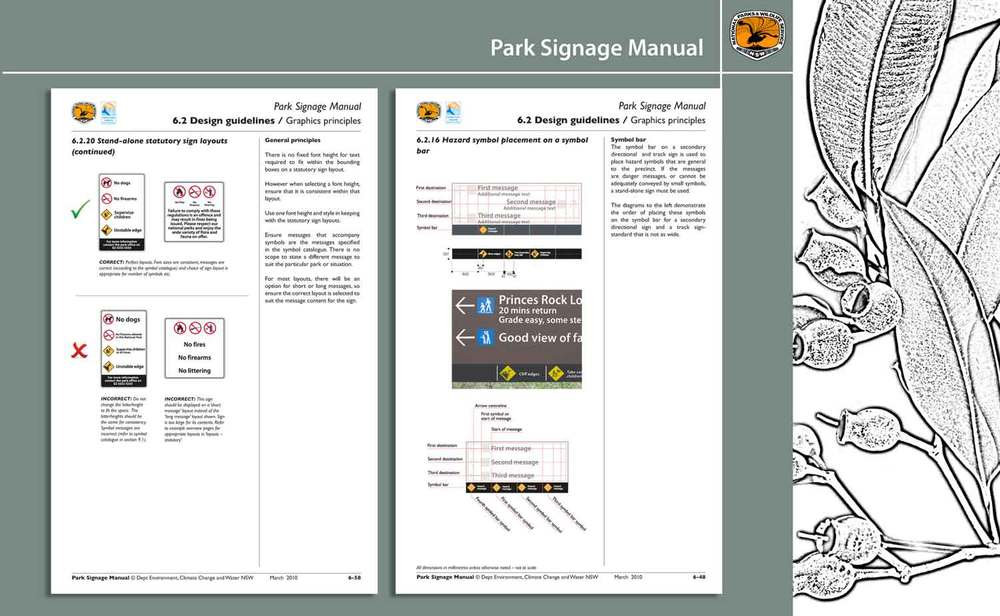 Nsw National Parks And Wildlife Service Signage Manual. Social Change Murals. Delft Murals. Cheap Kitchen Wall Murals. Office Interior Murals. Center Decals. Makin Stickers. Library Book Logo. Characteristic Signs