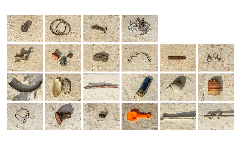 23 Objects Found on the Road in Limpopo (2018)