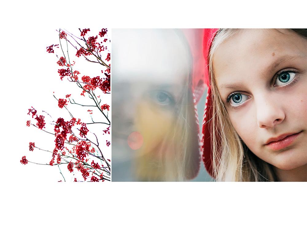 Porträtt av Louice