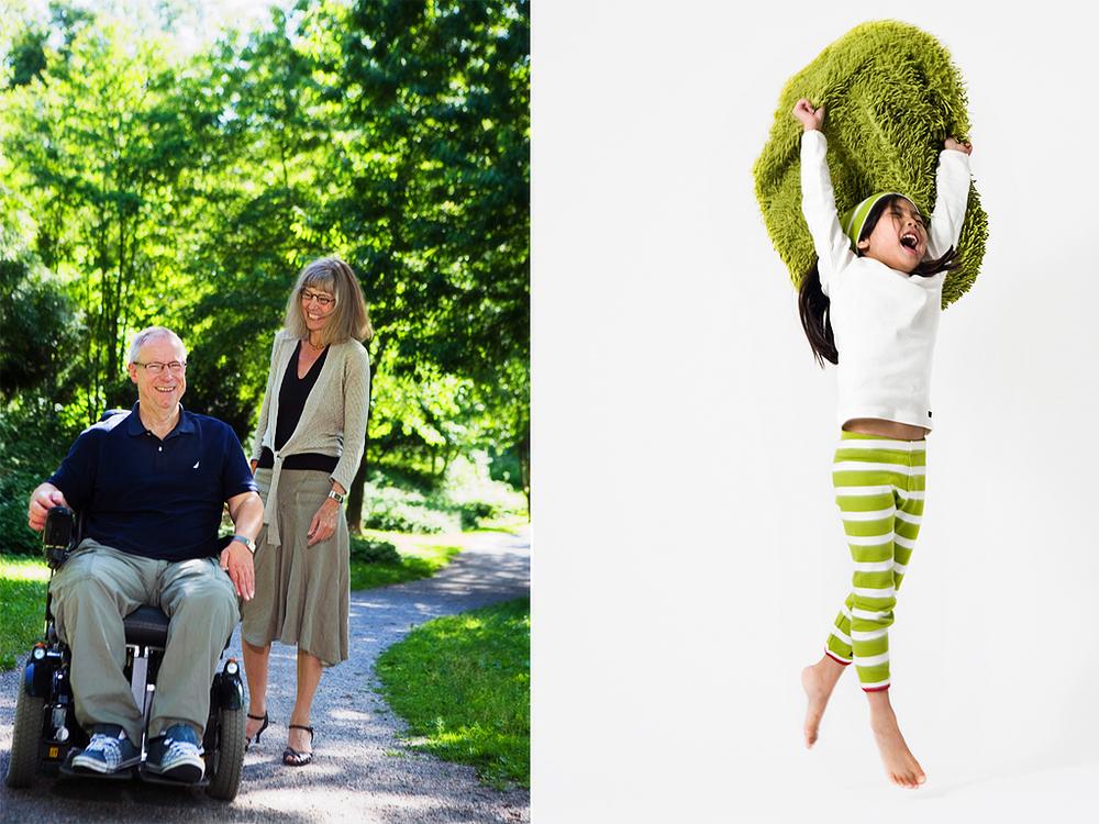 Svensk handikapptidskrift,  Shia | Villervalla