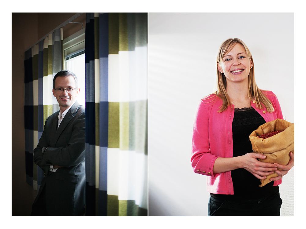 Michael Voznessenski, Volvo| Klara Svanström, Santamaria - Universum