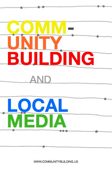 Click to get our latest thoughts and examples to spur innovation between community building and local media