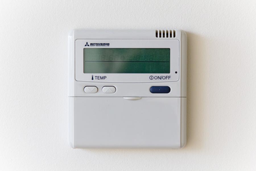 Individual A/C Controls