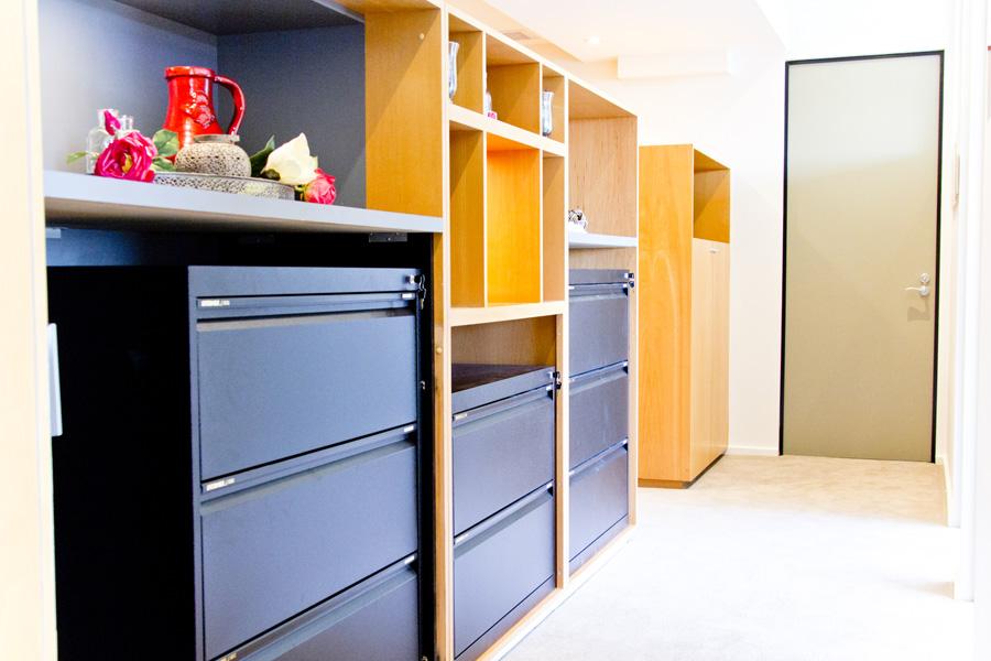 Locakble filing cabinets
