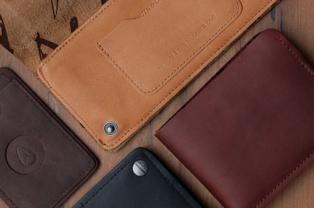 Nixon  Premium Leathergoods & Small Accessories