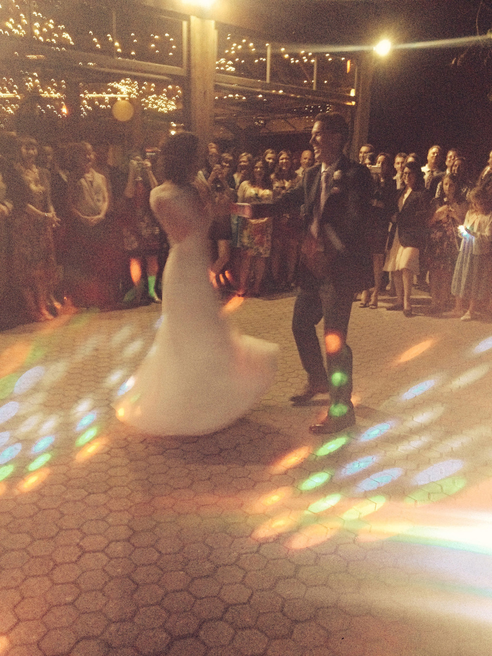 Del Vinyl First Dance Kortright Center.jpg