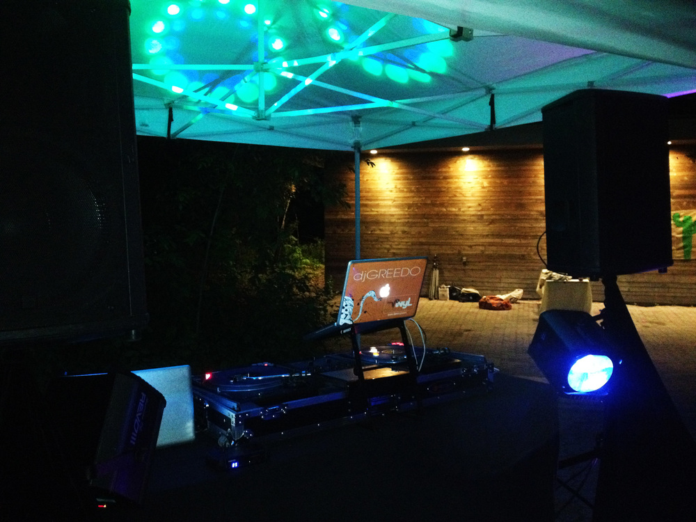 Del Vinyl tent set up 2 Kortright Center.JPG