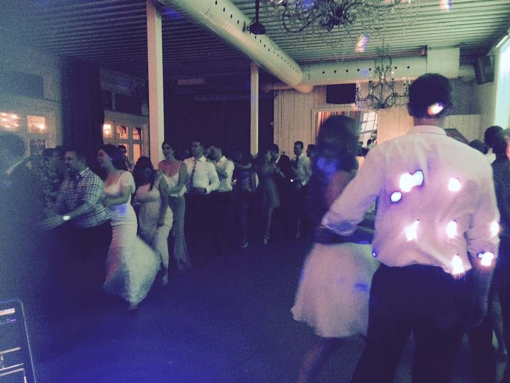 Conga Soca Line Berekeley Field house wedding Dj Del Vinyl Entertainment.jpg