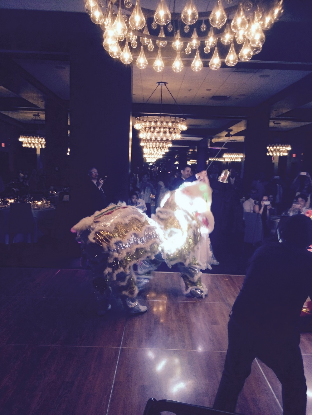 Chinese Dragon Wedding Reception Thompson Hotel 3.jpg