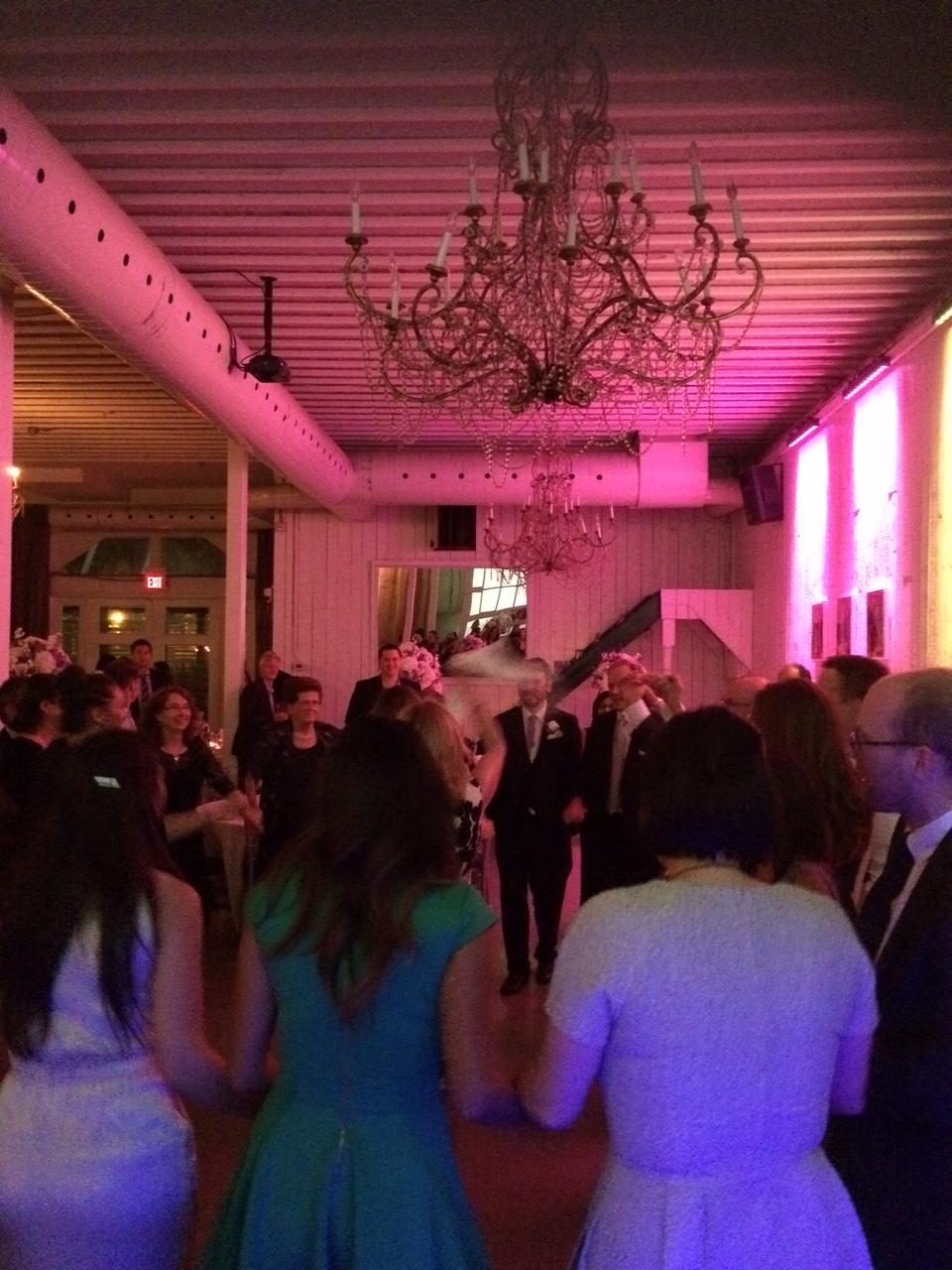 dance floor moves toronto wedding Del Vinyl Berkeley Feild House.JPG
