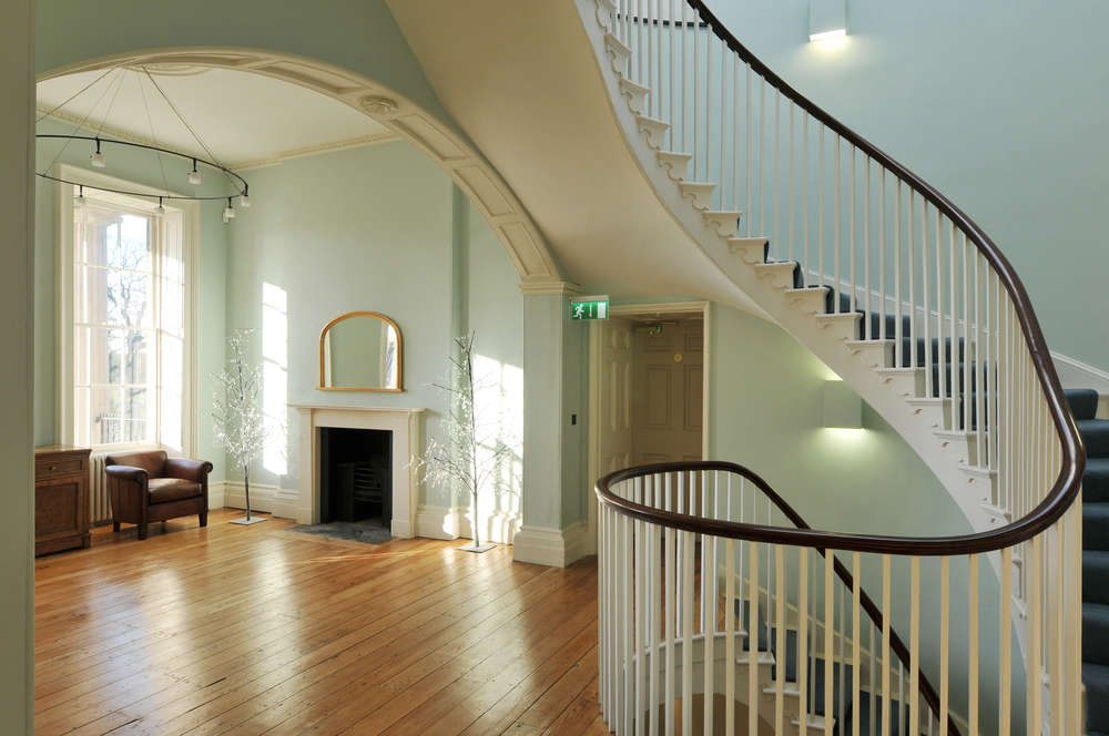 Hallway of Clissold House