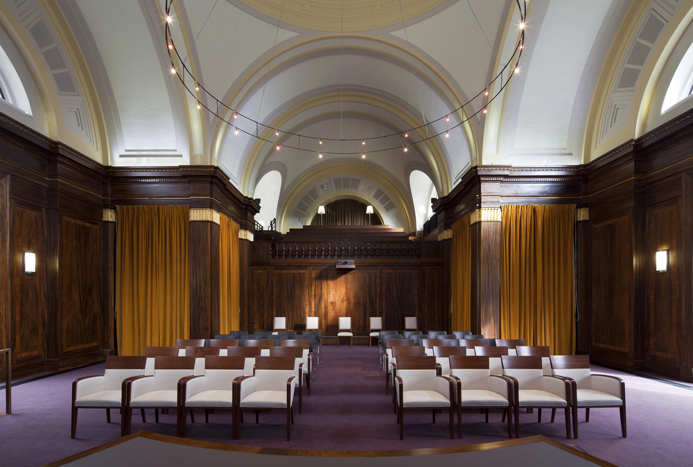 Events at Stoke Newington Town Hall