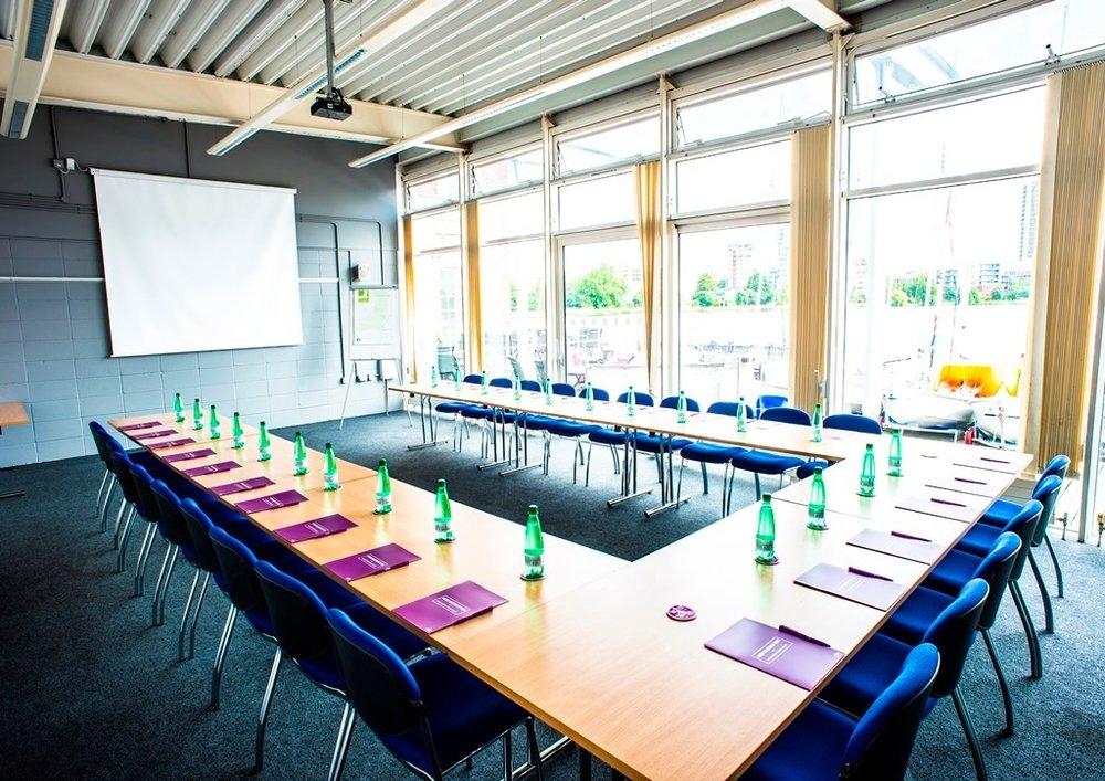 MEETING ROOMS -