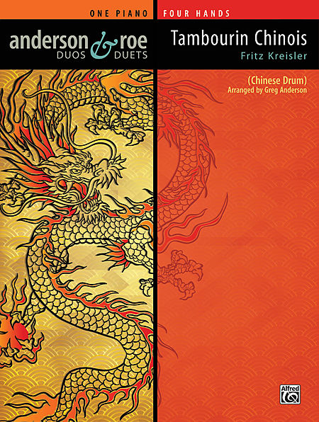 KREISLER: Tambourin Chinois $5.99 Purchase from  Sheet Music Plus