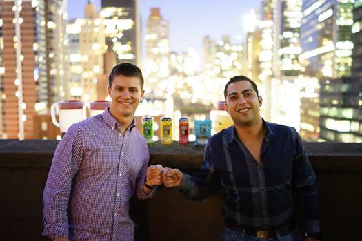 Dan Klein & Patrick Tannous, Co-Founders of Tiesta Tea