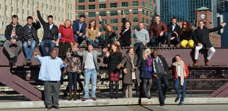 The Chicago team of Forte Group (JuntoII)