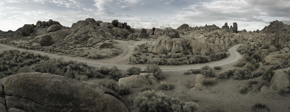Alabama Hills Panorama