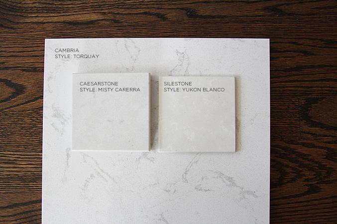 Two new counter options • Lindsay Stephenson