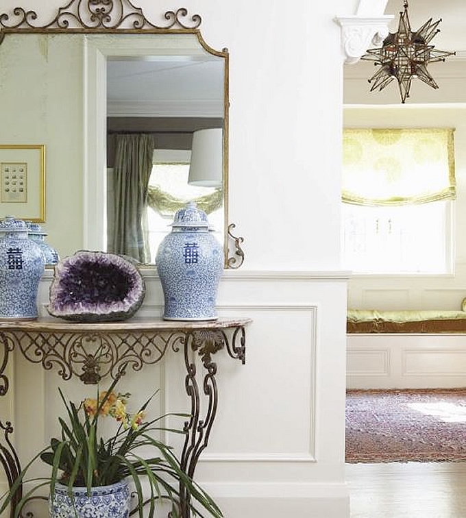 trend geodes in home decor lindsay stephenson