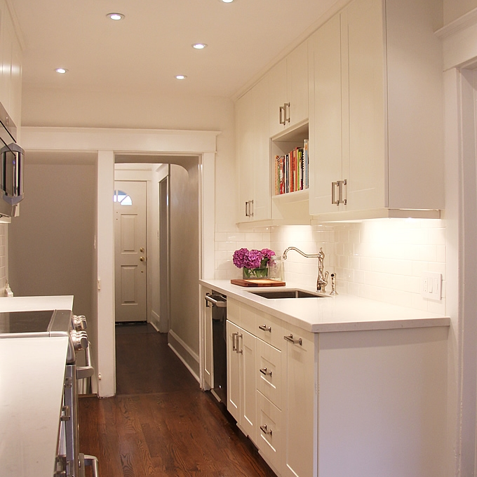 Our DIY Kitchen - Making Ikea cabinetry look custom