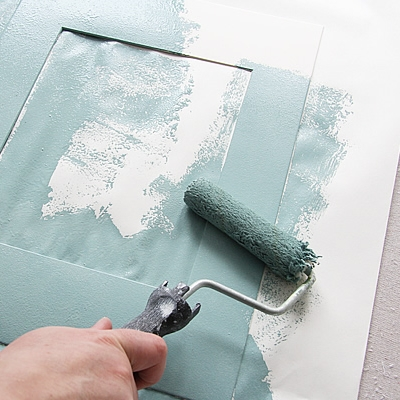 How to update IKEA frames with paint