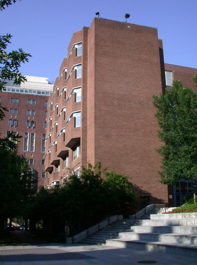Pictured here: Williams Hall, the location of PSA's General Office in Suite 117