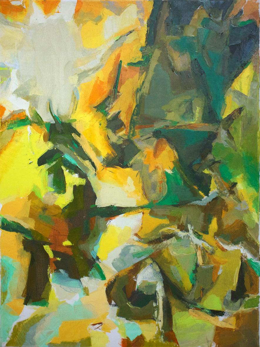 "Untitled, 26 3/4"" x 19 3/4"", 2013"