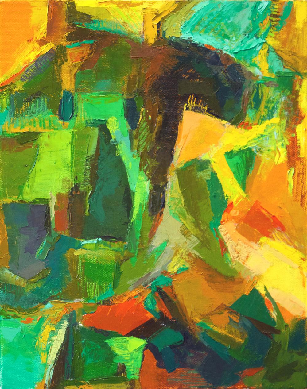 "Untitled, 14"" x 11"", 2013"