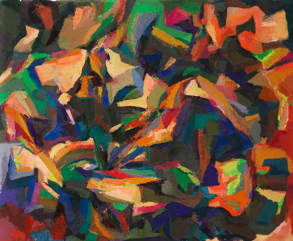 "Untitled, 20 6/16"" x 24 1/4"", 2013"