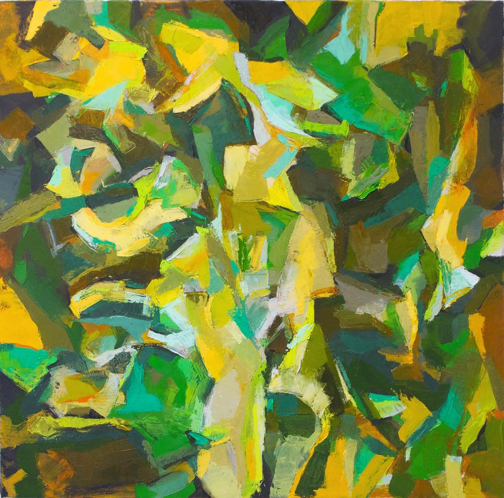 "Untitled, 21 3/4"" x 22"", 2013"