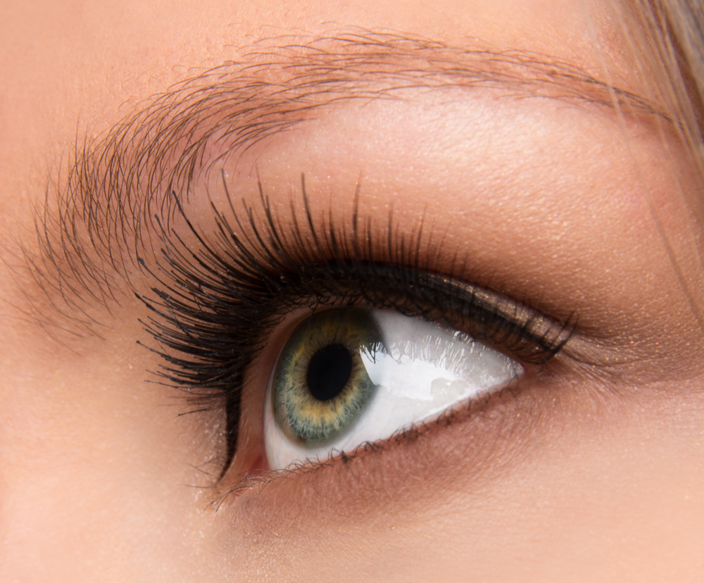 Get beautiful long lasting eye lash extensions at Laura Frances Skin Care & Beauty.