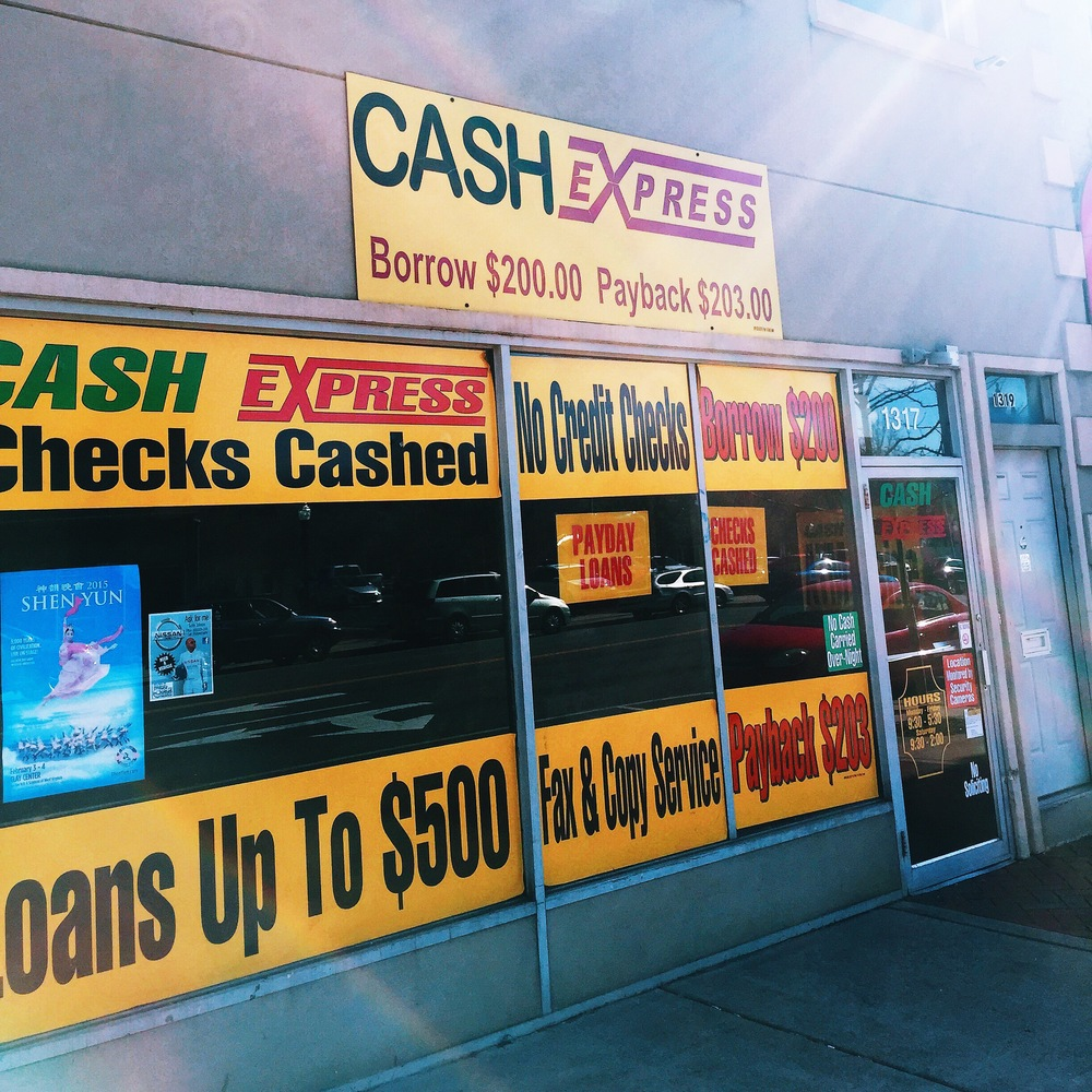 Cash Express in Kentucky