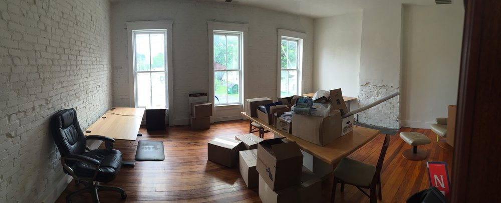 Moving in to Ben Carter Law