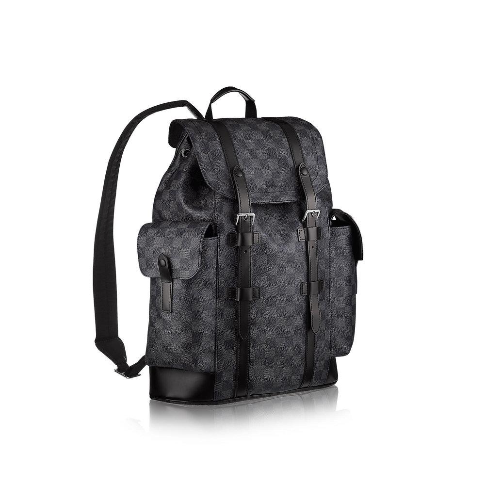 Entrupy Support Louis Vuitton Damier Graphite