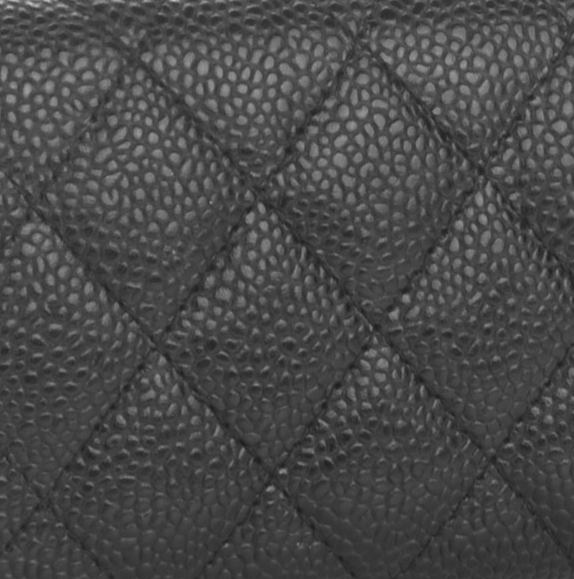 Chanel Caviar Leather