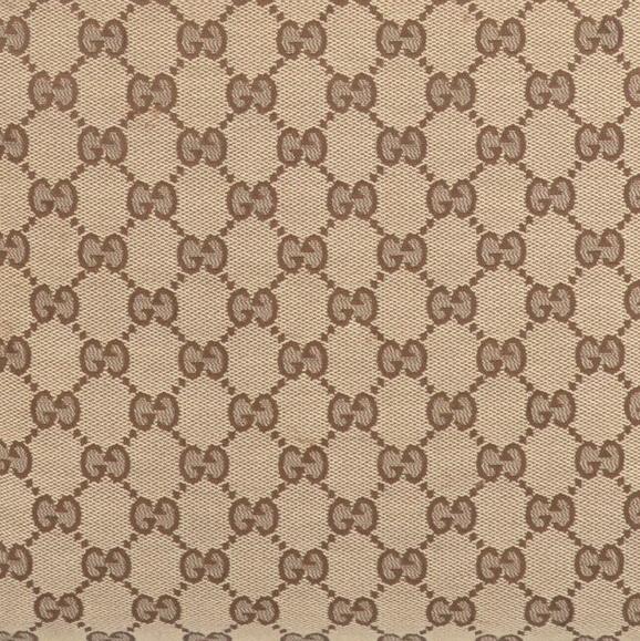 Gucci Monogram Canvas