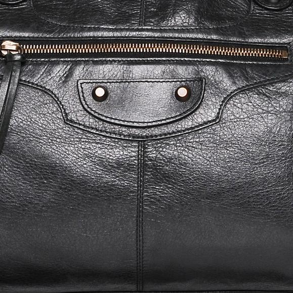 Balenciaga Lambskin Agneau Leather