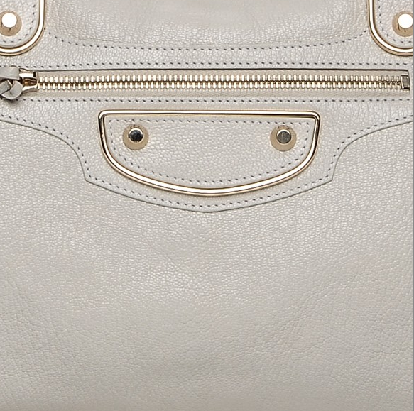 Balenciaga Goatskin Chevre Leather